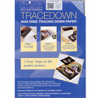 Tracedown Transfer Paper Wax Free A3 5 Pack