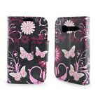 For Alcatel One Touch Pop C1 Wallet Case Flip Pouch Cover + Screen Protector