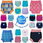 SPLASH ABOUT HAPPY NAPPY BABY + TODDLER SWIM NAPPY & SUN SAFE COSTUMES & SHORTS
