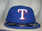 TEXAS RANGERS AUTHENTIC ON-FIELD 59FIFTY GAME FITTED HAT CAP BY NEW ERA