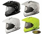 Fly Racing Trekker Helmet Dual Sport Off Road Supermoto XS S M L XL 2X