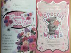 Special Mum Large Birthday Card - 8 Page Insert - Long Verse - Good Quality