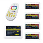 WiFi IOS Android Phone MiLight Controller 4 Zone Remote for RGBW led strip light