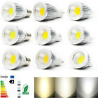 MR16 GU10 E27 E14 Dimmable LED COB Spot Down Light Lamp Bulbs 6W 9W 12W Leds