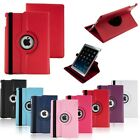360 Degree Rotating Smart PU Leather Stand Magnetic Case Cover for iPad Air 2