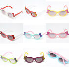 2015 Hot Boy Girl Retro Cute UV400 Colorful Bow Decoration Children Sunglasses