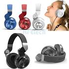 New Bluedio T2 Turbine Hurricane Headset Bluetooth 4.1 Wireless Stereo Headphone