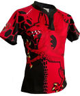 Welsh Dark Venom Supporters Rugby Shirt S-7XL Olorun Wales Rugby Shirt