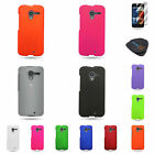 For Motorola Moto X XT1058 Various Assorted Hard Rubberized Snap On Cover Cases
