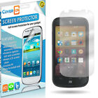 Lot New HD Clear LCD Screen Protector Cover for ZTE Compel