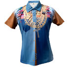 Olorun Mr T-Team Sublimated Polo Shirt  SB-7XL