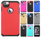 Apple iPhone 6 6S Plus HARD Astronoot Hybrid Rubber Silicone Case + Screen Guard