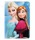 Girl IPAD 5 mini4  Pro 9.7 Samsung tab 4 Frozen PU leather Case Protector Cover