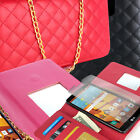 For LG G Stylo Wallet Case Purse Wristlet Style Credit Card Pouch Phone Cover