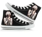Cartoon Fashion Tokyo Ghoul Canvas Shoes Casual Shoes Cosplay Ken Kaneki Sneaker