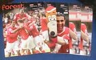 NOTTINGHAM FOREST HOME PROGRAMMES 2006-2007