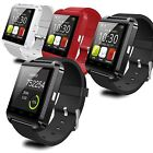 SMART BLUETOOTH WRIST WATCH FOR ANDROID IOS IPHONE SAMSUNG WINDOWS SMARTPHONE