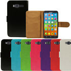 Flip Pu Leather Flip Case Wallet Cover For The Lenovo A916