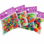 Gumball Bubblegum Neon Color Acrylic Beads for Jewelry Bracelet Necklace DIY