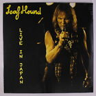 LEAF HOUND: Live In Japan 2012 LP Sealed Rock & Pop