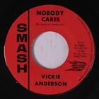 VICKI ANDERSON: Nobody Cares / I Love You 45 Funk