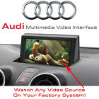 AUDI A1 2012  SatNav GPS Multimedia Video Interface + Touch Control - SKU148628