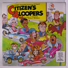 VARIOUS: Citizen's Bloopers LP (shrink) Comedy