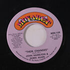 BIG JOHN HAMILTON / DORIS ALLEN: Them Changes / Bright Star 45 Funk
