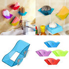 Suction Cup Kitchen Bathroom Draining Sink Holder Sponge Soap Brush Storage Rack