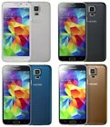 Samsung Galaxy S5 SM-G900A 16GB AT&T (4G LTE Factory UNLOCKED) BLACK WHITE B