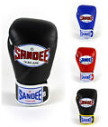 Sandee Authentic Muay Thai Leather Boxing Gloves - 10oz-16oz