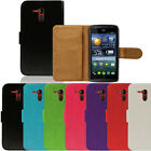 Flip Pu Leather Flip Case Wallet Cover For The Acer Liquid E700