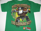 "New Lego Movie shirt Metalbeard pirate size XS S M ""What Arrrrrr you looking at"""