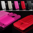 For Samsung Galaxy Note edge N915 Leather Card Pocket stand Flip phone case