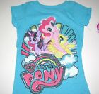 New My Little Pony shirt girls sizes X-Small 4/5 - X-Large 14/16