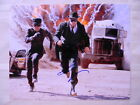 """ORIGINAL AUTOGRAPHED 8""""X10"""" COLOR PHOTO OF SETH ROGEN AS THE GREEN HORNET !!"""