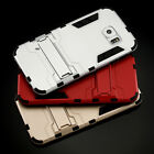 For Samsung Galaxy S6 Gold Hybrid Shockproof Hard Rugged Heavy Duty Cover Case