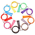 High speed Steel Wire Skipping Adjustable Jump Rope Crossfit Fitnesss Equipment