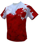 Olorun England Honour Supporters Rugby Shirt English Roses S-7XL