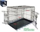 Used, Pet Carrier Dog Training Cages Puppy Cage Small, Medium X Large Metal Car Crates for sale  United Kingdom