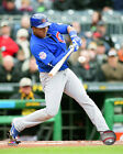 Starlin Castro Chicago Cubs 2015 MLB Action Photo RX243 (Select Size)