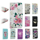 Card Wallet Holder Phone Accessory Flip Leather Case Cover For Apple iPhone 5S