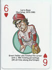 Larry Bowa - Philadelphia Phillies - ODDBALL Playing card