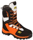 Klim 2016 Adrenaline GTX Snow Snowmobile Boots (Pair) Orange Flame Men All Sizes