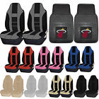 NBA Miami Heat Rubber Floor Mat High Back Seat Cover Universal Combo on eBay