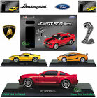 Model Kit Car Build Your Own Ford GT/Shelby Super Snake/Lamborghini Boy Toy Kids