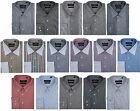 MENS SHIRT SMART FORMAL LONG SLEEVED DESIGNER COTTON SHIRTS BNWT