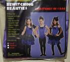 Halloween Costume 3 Costumes in 1 Bag Bat Ballerina Witch sm med large New