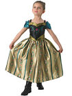 Anna Coronation Costume Princess Frozen New Fancy Dress Age 3/4/5/6/7/8 Years
