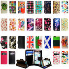 Leather Flip Wallet Slim Case Cover For New Apple iPhone 6 & 6 Plus 5 5S 5C 4 4S